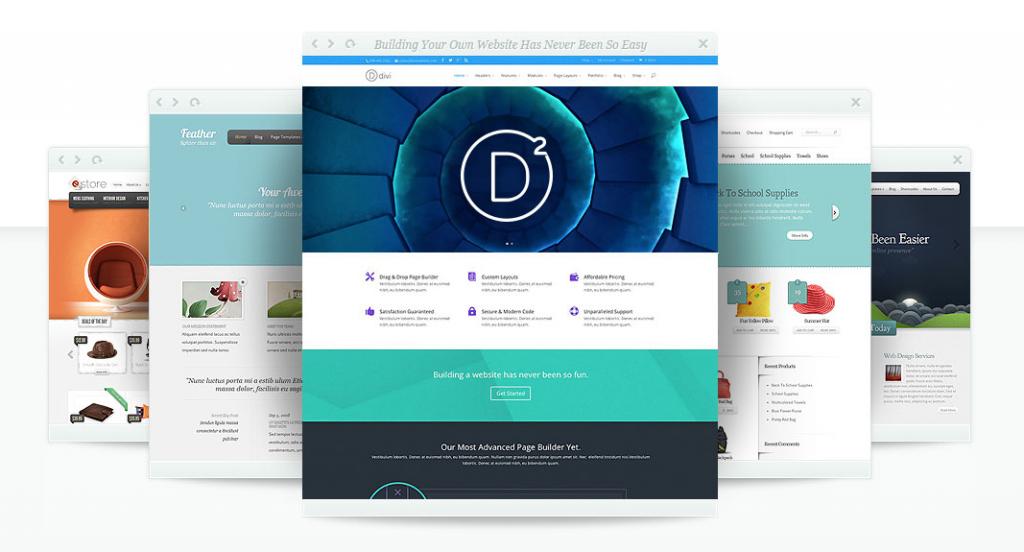 Sådan får du nyt design på WordPress